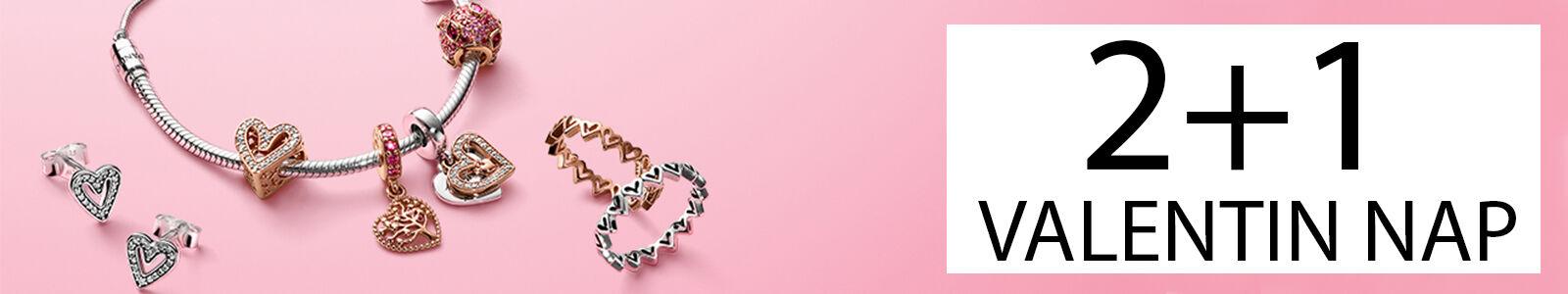 új akciók népszerű márka legújabb design Egyedi Pandora fülbevalók ragyogó kövekkel